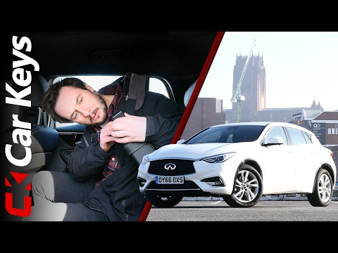 INFINITI Q30 2017 review - Just a Posh Nissan? - Car Keys