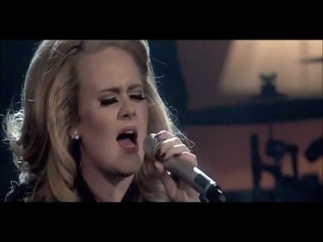 Adele - One And Only - The Royal Albert Hall [HQ]