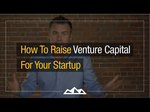 How To Raise Venture Capital | Dan Martell