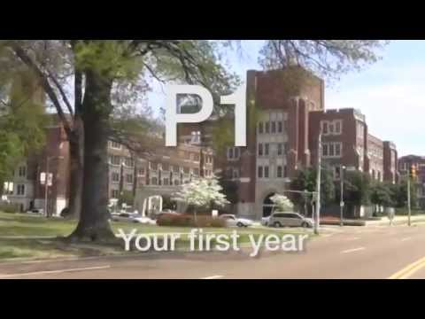 Being a P1 in Memphis at the University of Tennessee College of Pharmacy