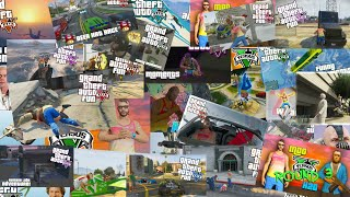 GTA 5 One Year Anniversary Best Moments Montage