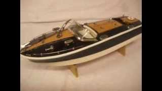 ITO 16in japanese toy wood boat