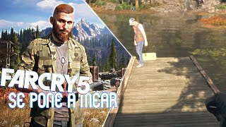LE SALVO DE UN PUMA Y SE PONE A...   Far Cry 5