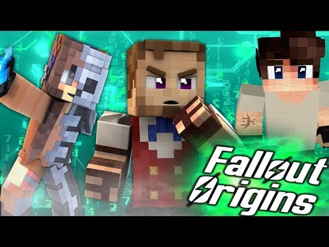 THE HUMAN MIND! Minecraft FALLOUT ORIGINS #23 ( Minecraft Roleplay SMP ) thumbnail