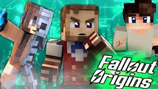 THE HUMAN MIND! Minecraft FALLOUT ORIGINS #23 ( Minecraft Roleplay SMP )