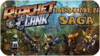Resumen De Saga: Rachet And Clank