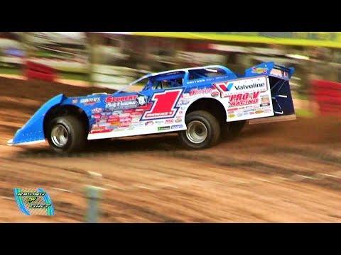 WoO Late Model Qualifying Highlights 8-26-17 Merritt Speedway