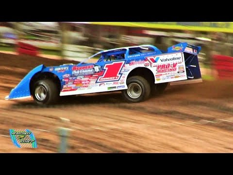 WoO Late Model Qualifying Highlights 8-26-17 Merritt Speedway