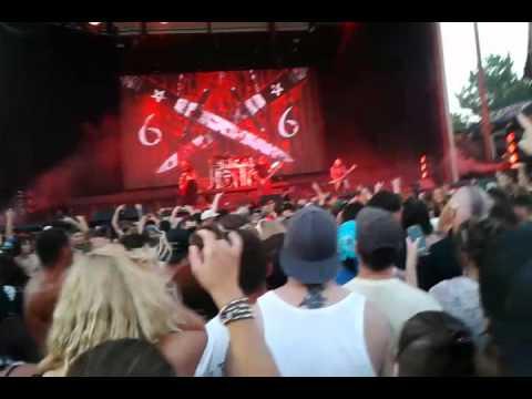 Slayer Repentless & Hate Worldwide Live @ Mayhem Fest Nampa Idaho 2015
