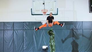 Ultimate Dunk Battle: Jonathan Clark vs. CJ Champion! Video