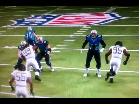 Madden 13 - 93 OVR Michael Roos can