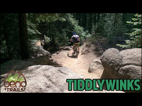 Tiddlywinks Trail - Bend, OR