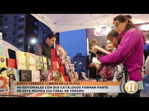 Feria del Libro en Santa Teresita