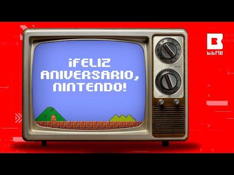 ¡Felices 130 años, Nintendo!