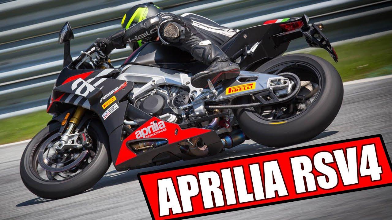 APRILIA RS V4 1100 Factory 2020 RENNSTRECKEN MOTORRAD TEST