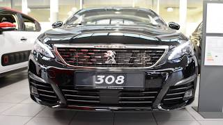 2019 New Peugeot 308 Exterior and Interior