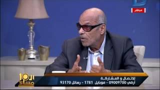 العاشرة مساء| البدري فرغلي : عايزينا نرحم مبارك طيب هو رحم مين قبل كده ..