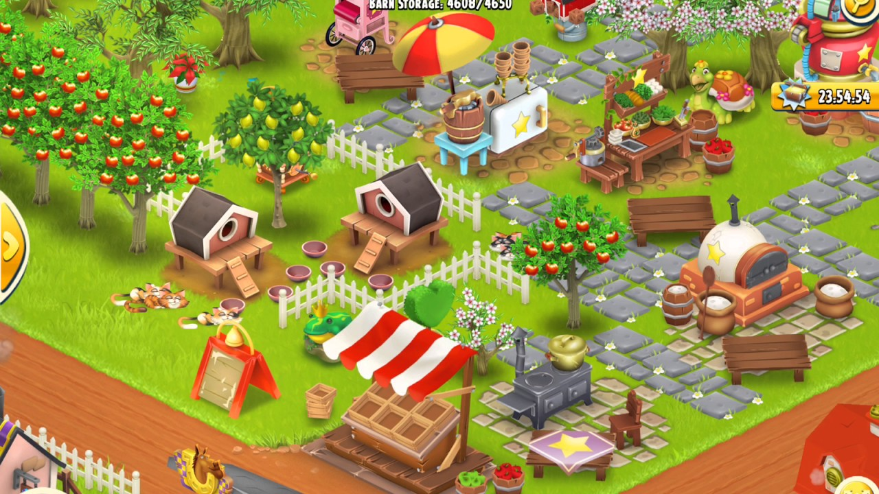 How to find people on hay day