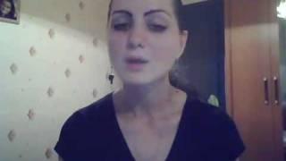 Moldovan woman sings Persian song