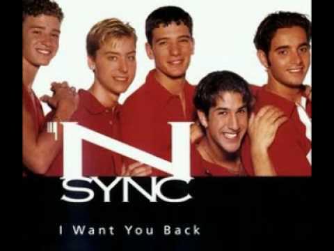 N Sync-I want you Back (Remix)
