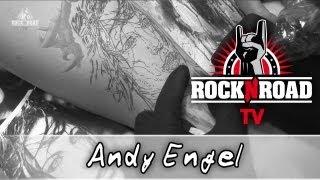 Wie entsteht ein Tattoo? ROCK'N'ROAD meets Andy Engel - ROCK'N'ROAD-TV