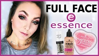 FULL FACE ESSENCE + NEUES SORTIMENT 2019 ⁉️🔥One Brand Tutorial deutsch