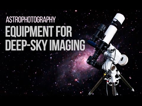 DSLR Astrophotography Equipment for Deep-Sky Imaging - My Complete Setup