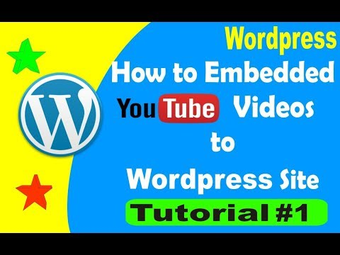 How to embedd Youtube Videos to WordPress Site-- Simplified in Hindi-- - 동영상