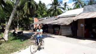 Vietnamese village Вьетнамская деревня