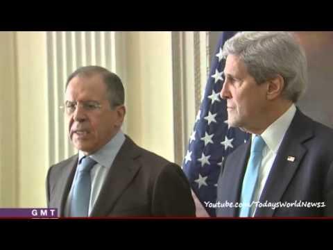 Ukraine crisis: US and Russia in key London talks