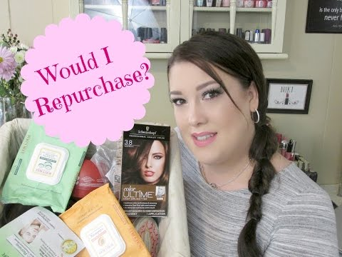 Did I Like This Shizz??! | Empties 2016