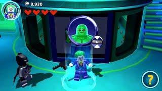 Lego Batman 3: Beyond Gotham (PS Vita/3DS/Mobile) The Weapons Lab - Free Play