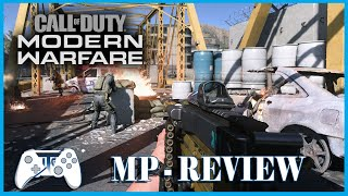 CALL OF DUTY MODERN WARFARE MULTIPLAYER Review (Video Game Video Review)