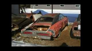 Chrysler In The Barn Ⅷ : HEMI Car