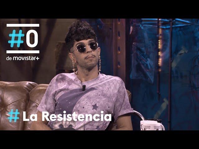 LA RESISTENCIA - Entrevista a Bejo   #LaResistencia 14.11.2018