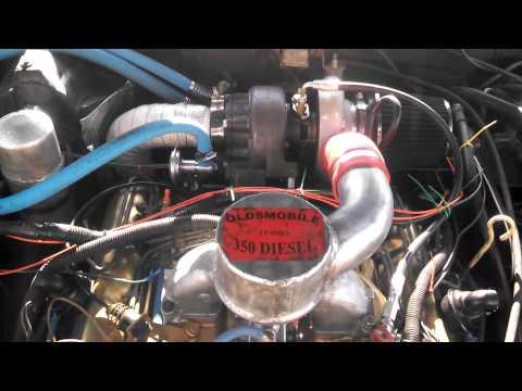 Oldsmobile turbo diesel
