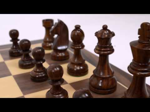 Classic Wood Chess Pieces from Wholesale Chess