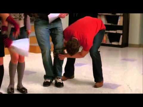 Finn Hudson- The Boy Does Nothing