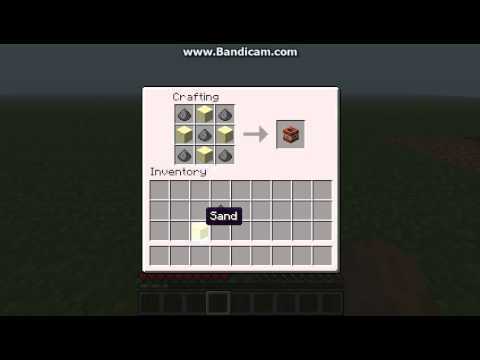 How to make tnt minecraft - YouTube