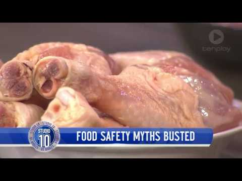 Food Safety Myths Busted | Studio 10