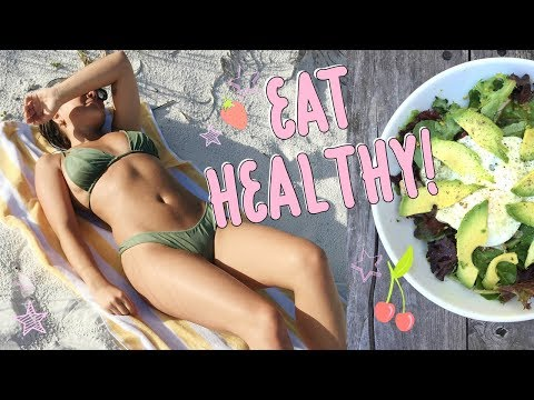 WHAT I EAT! I Health & Fitness Routine (PART 2)