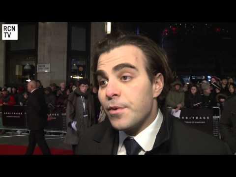 Director Nicholas Jarecki Interview Arbitrage UK Premiere