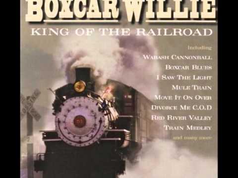 Boxcar's My Home Lyrics