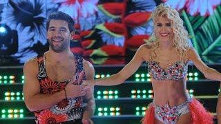Candela Ruggeri reveló cómo siguió la noche con Agustín Sierra