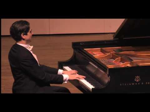 Kapelis plays Rachmaninoff Etude-Tableau Op.33 n.3
