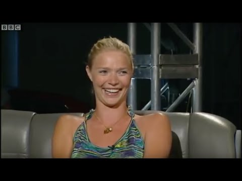 Jodie Kidd Interview And Lap | Top Gear
