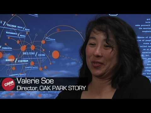ON THE CLOCK - SFIAAFF '10 Filmmaker Interview: Valerie Soe