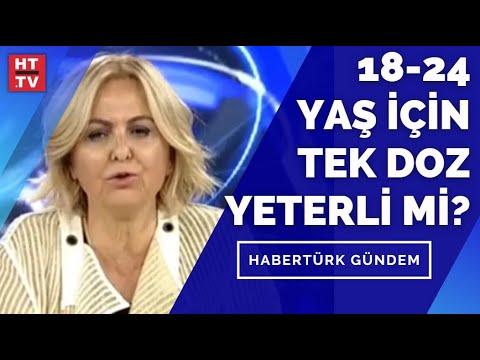 Download 18-24 yaş için tek doz yeterli mi? Prof. Dr. Esin Davutoğlu Şenol yanıtladı
