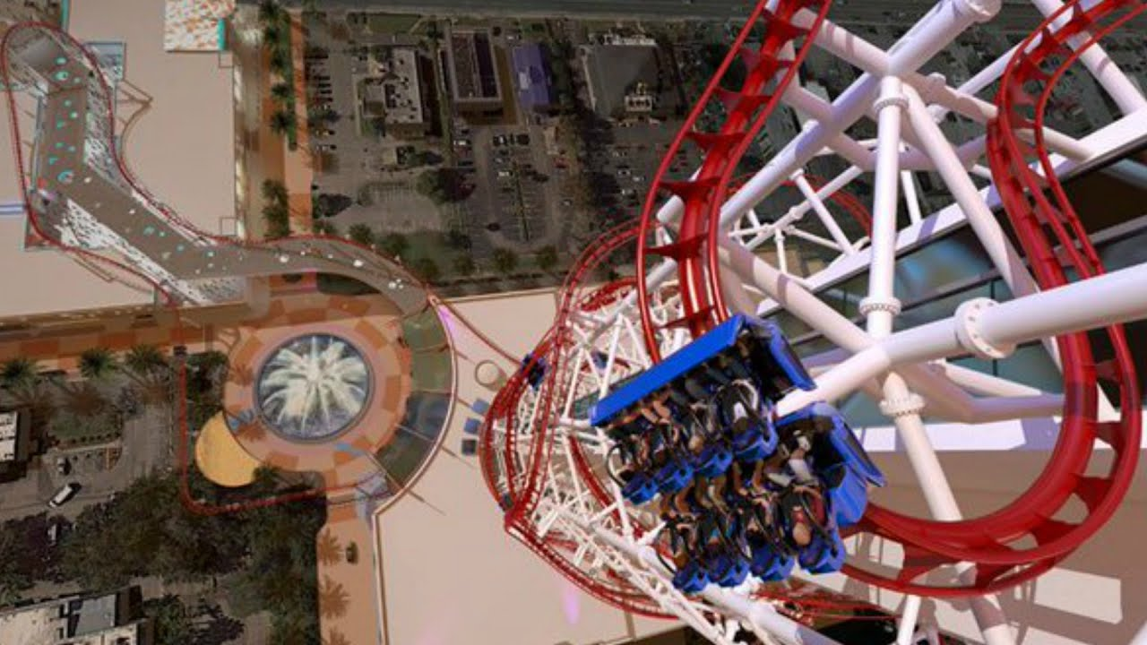top 10 new roller coasters for 2017 special youtube
