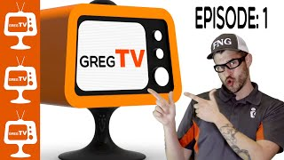 GREG TV: Episode 1 - A FANCY INTRODUCTION (featuring THE FNG Greg Serio - The Fancy New Guy)